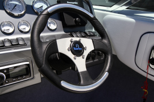 Black Watch KT21 Steering wheel