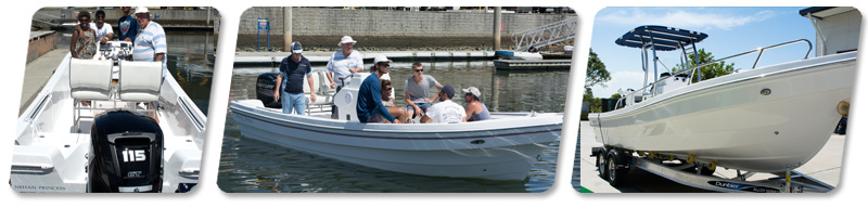 Panga 22ft Center Console by Blackwatch Marina Australia